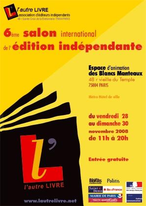 Salon de l'edition indépendante