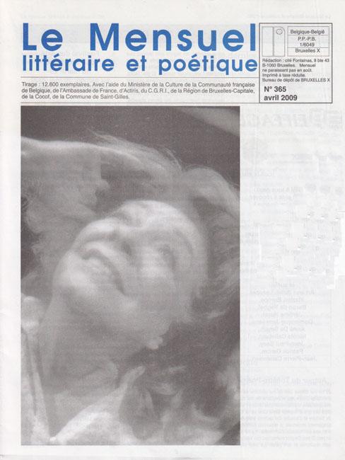 Mensuel littéraire et poetique
