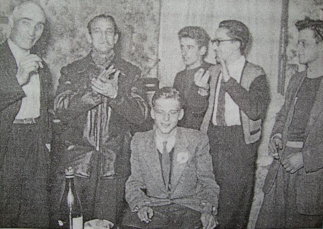 Delisse Roubaix en 1954