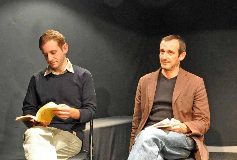 Pierre Katuchevski et Bernard Moreau