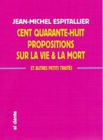 Espitallier, propositions