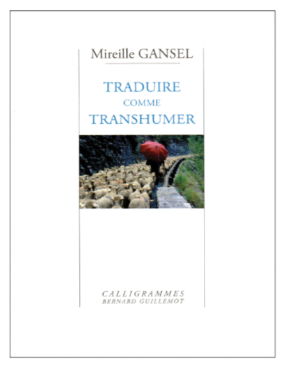 Traduire comme transhumer