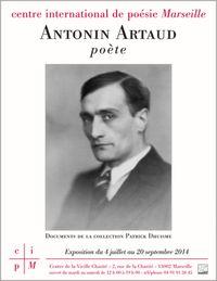 Expo Artaud marseille