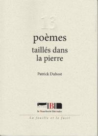 13 poèmes
