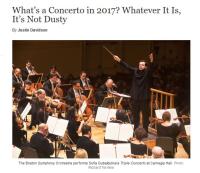 Article concerto