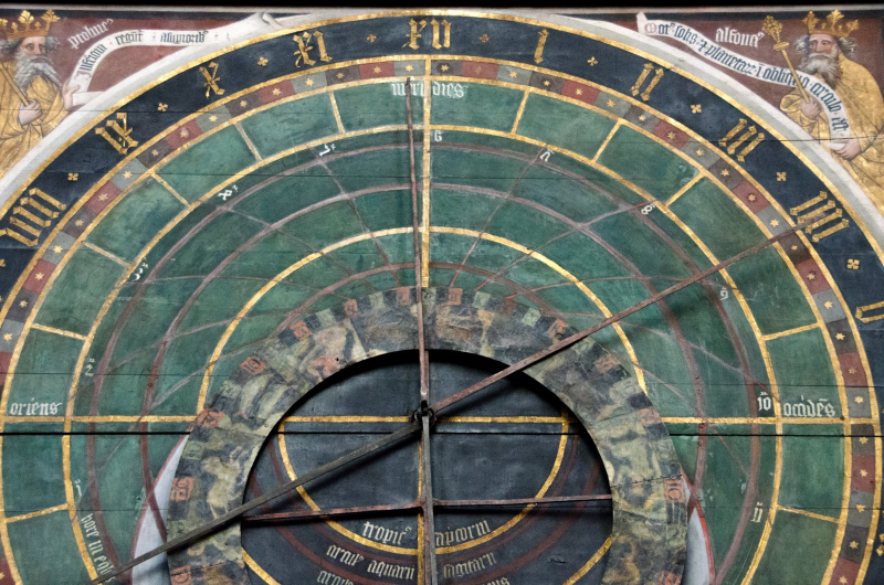 Horloge astronomique Stralsund