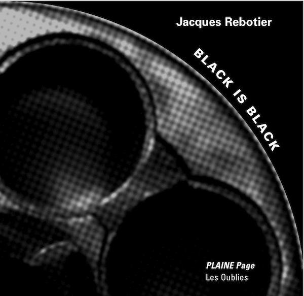 Rebotier  black