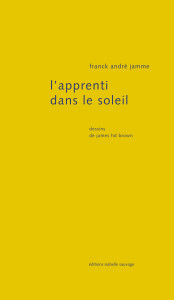 Franck André Jamme  L'apprenti dans le soleil