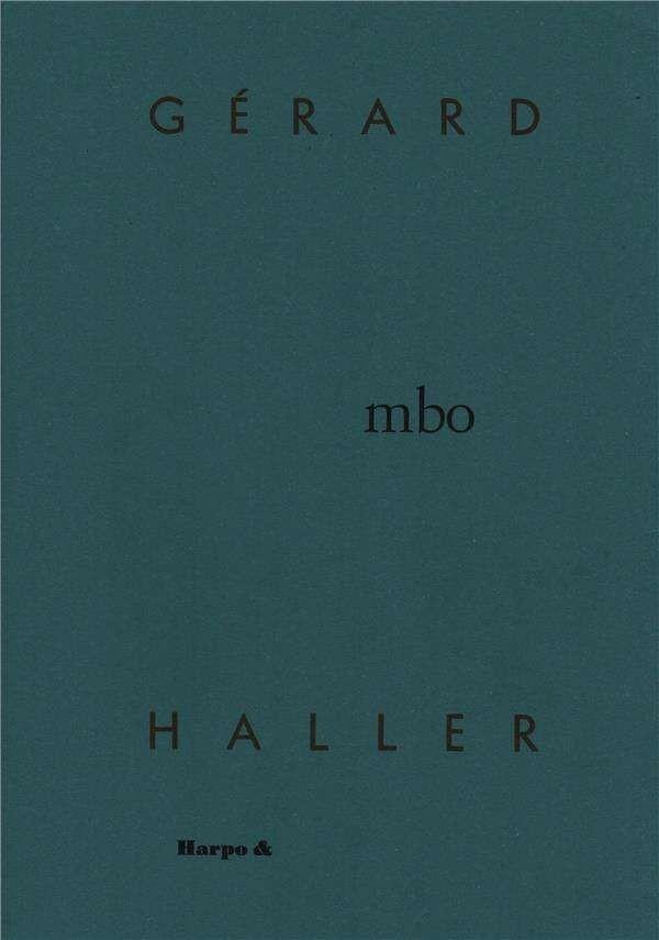 Gérard Haller  mbo