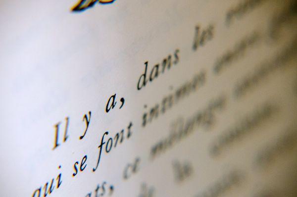 écriture (Valéry)