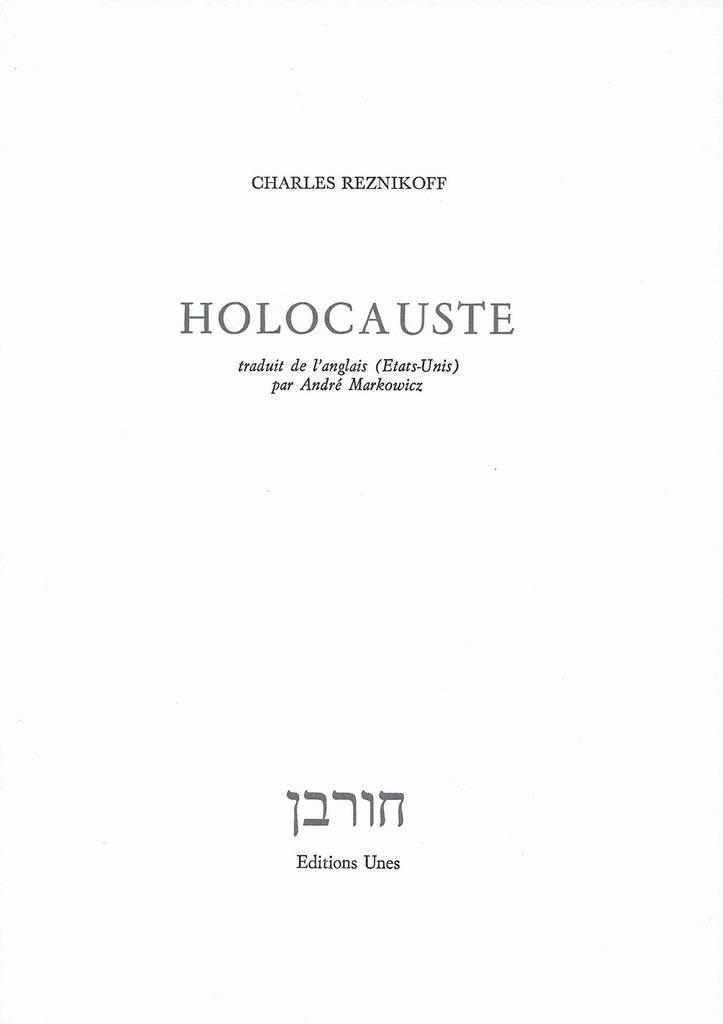 Holocauste M