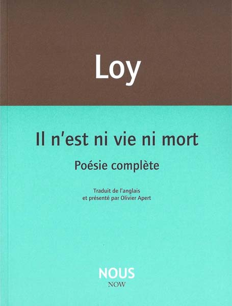 Loy_poesiecomplete