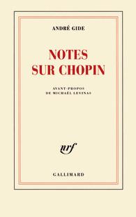 Gide notes sur chopin