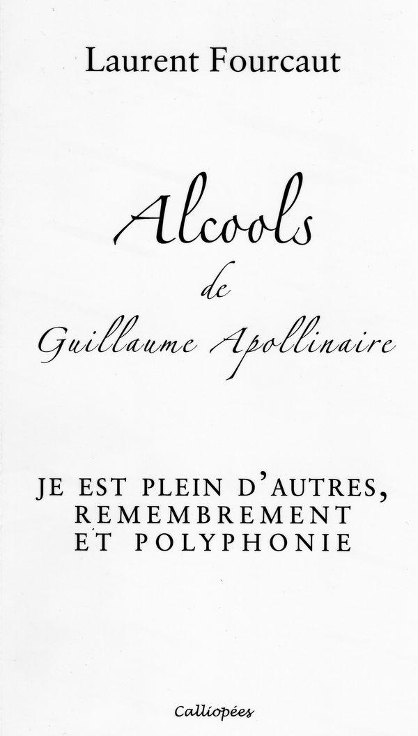Note De Lecture Laurent Fourcaut Alcools D