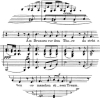 Cul de lampe musique 2