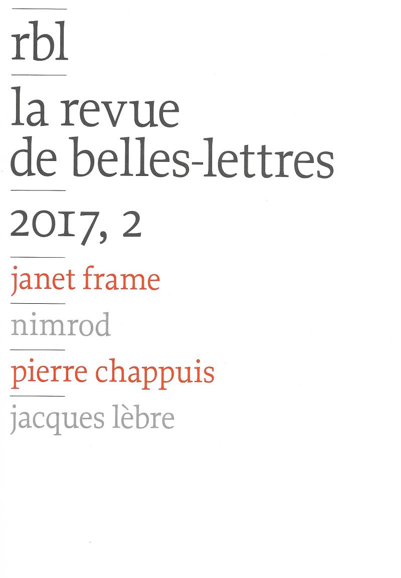 Revue de belles lettres 2017 2 recadrée