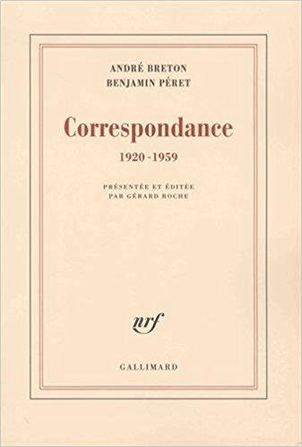 Péret  Breton  correspondance