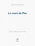 Emmanuel Hocquard  Le cours de Pise