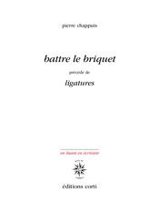 Pierre Chappuis  battre-le-briquet