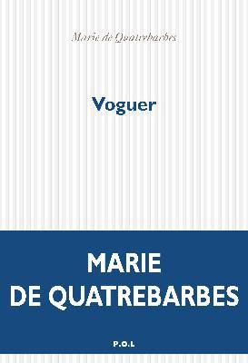 Marie de Quatrebarbes  Voguer