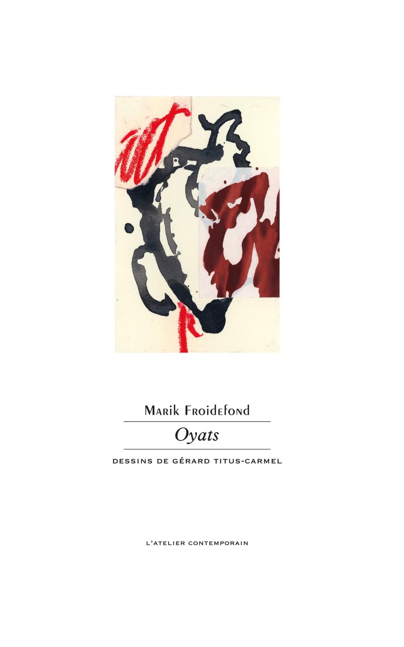 Marik Froidefond Oyats