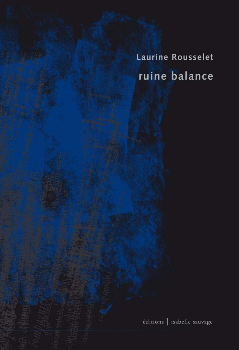 Laurine Rousselet  Ruine balance