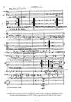 Page de musique d'Olivier Greif