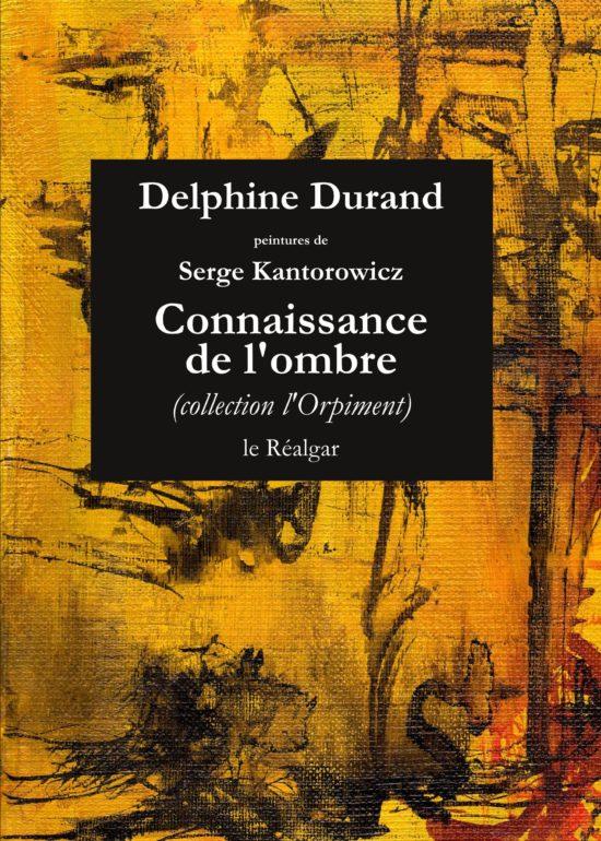 Delphine Durand  connaissance de l'ombre