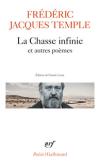 Frédéric Jacques Temple  La Chasse infinie