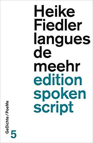 Heike Fiedler  langues de meehr