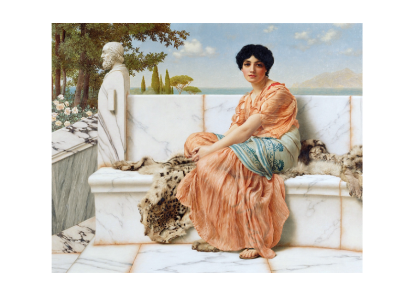 In the days of Sappho