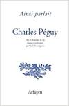 Ainsi parlait Charles Péguy