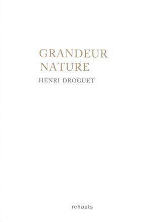 Henri Droguet  grandeur nature