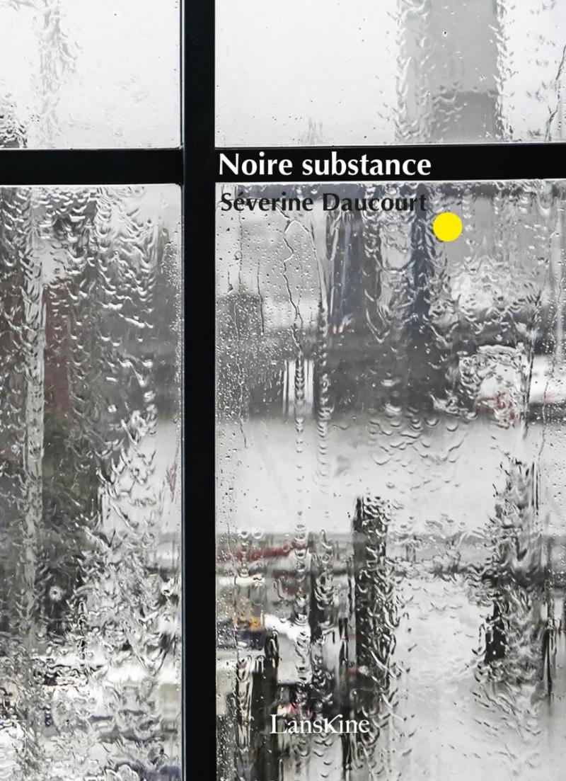 Séverine Daucourt  Noire substance