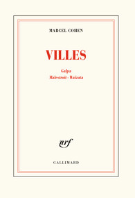 Marcel Cohen  Villes