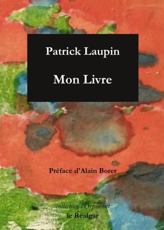 Patrick Laupin  Mon livre
