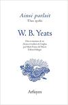 Ainsi parlait W.B. Yeats