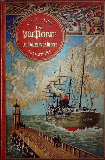 Jules Verne  une ville flottante