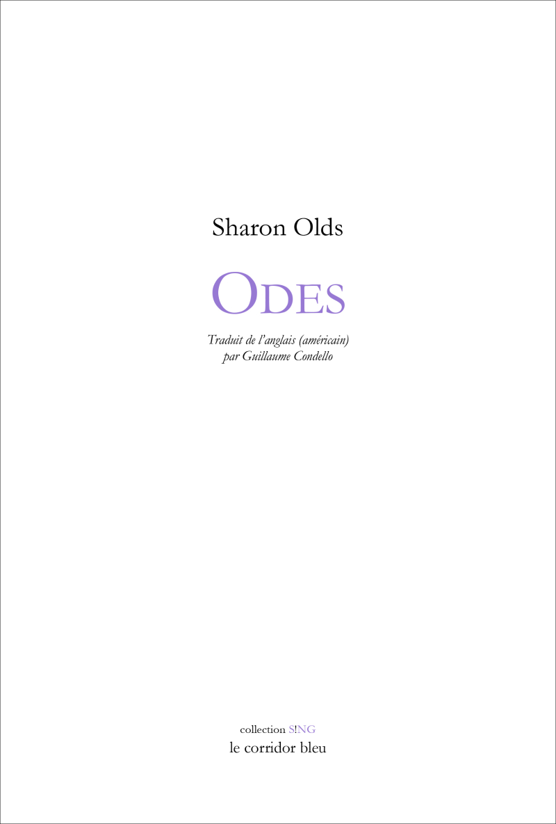 Olds  Odes