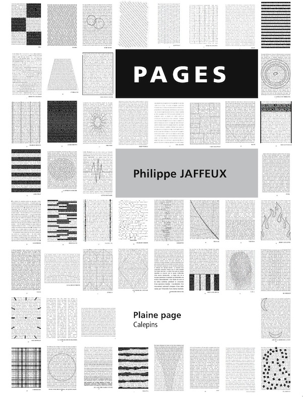 Philippe Jaffeux  Pages