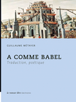 A_comme_babel_guillaume_metayer_cover