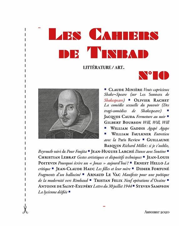 Les Cahiers de Tinbad  10