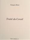 François Bizet  Traité du corail