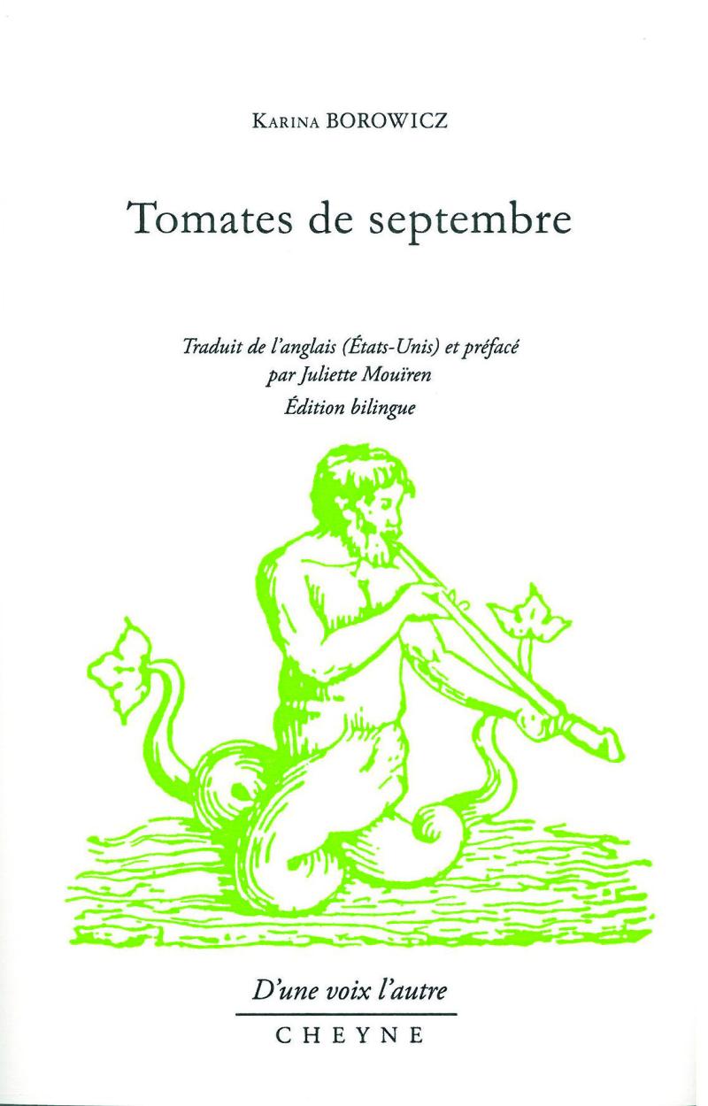Karine Borowicz  tomates de septembre