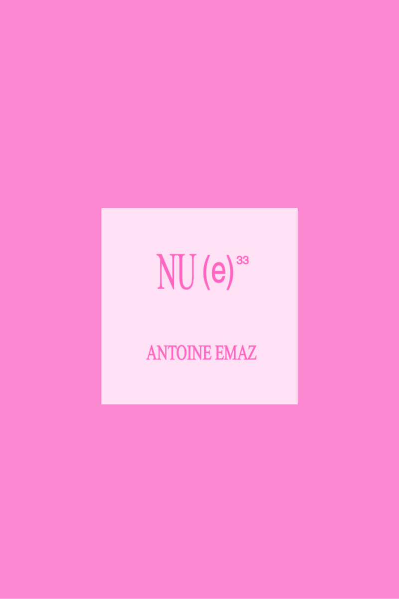 Couverture_nue33  Antoine Emaz