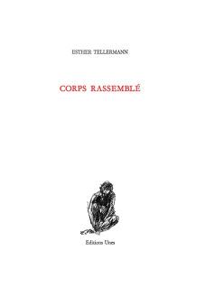 Esther Tellermann  corps rassemblé