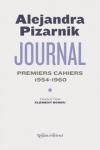 Alejandra Pizarnik  journal premiers cahiers